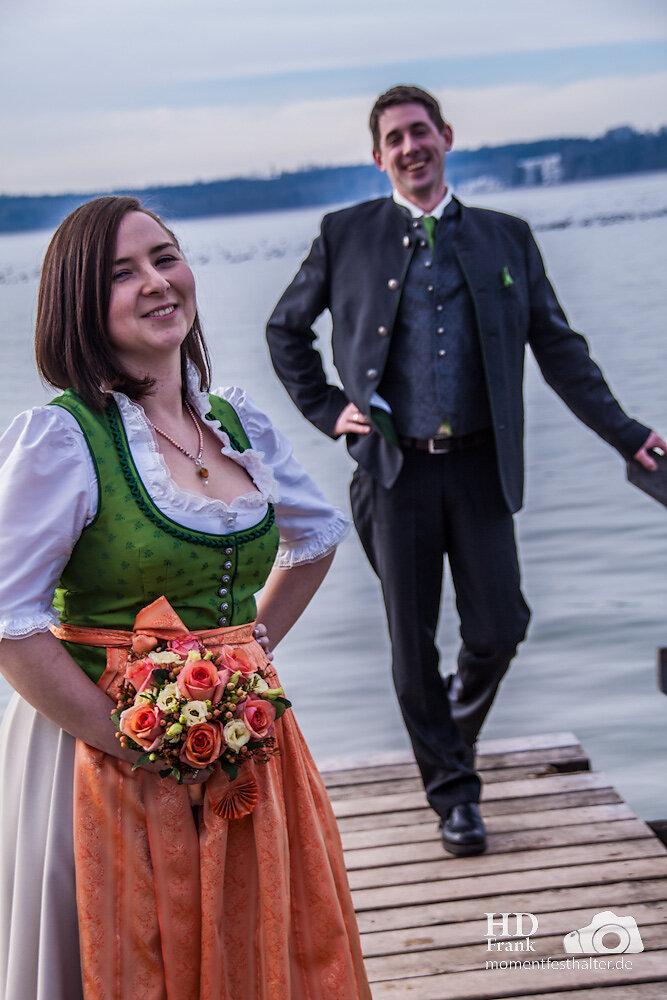 Hochzeit Luci und Florian