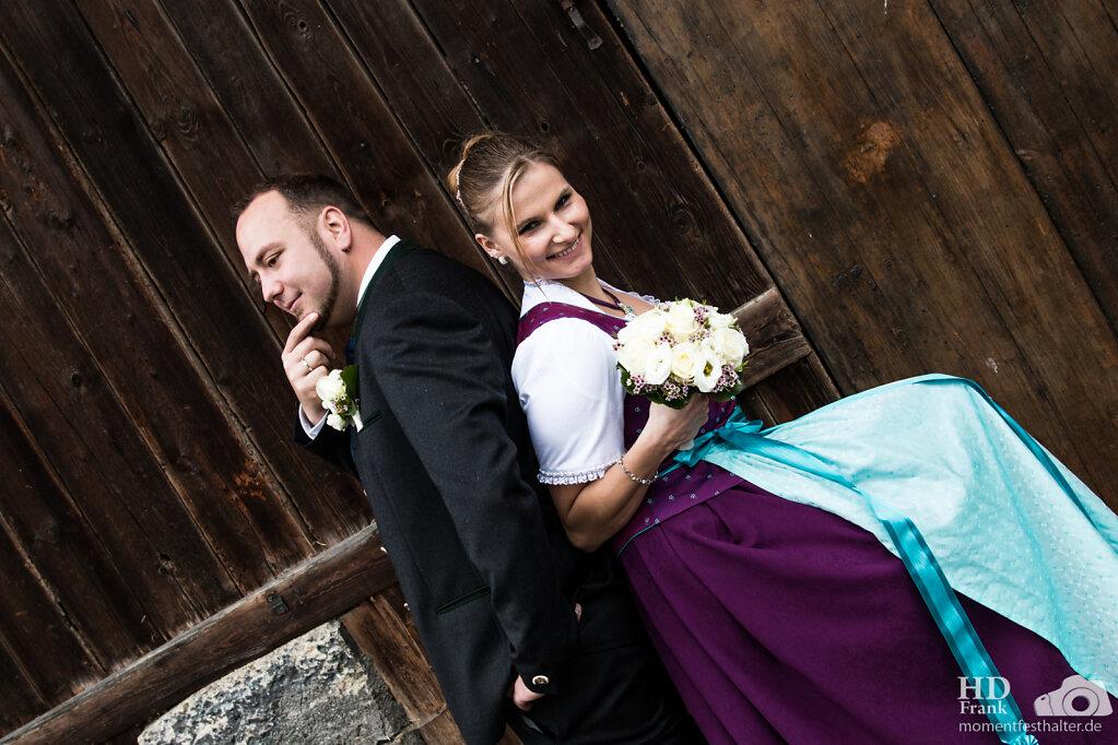 Hochzeit von Barbara und Georg
