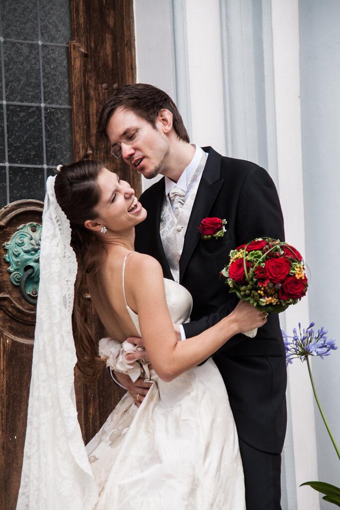 Hochzeit von Gilda und Dieter